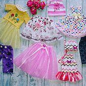 Куклы и игрушки ручной работы. Ярмарка Мастеров - ручная работа Одежда куклам и мишкам. Handmade.