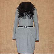 "Одежда ручной работы. Ярмарка Мастеров - ручная работа Пальто ""Карманы"". Handmade."