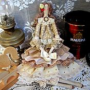 Куклы и игрушки ручной работы. Ярмарка Мастеров - ручная работа Кукла тильда Абигайль. Handmade.