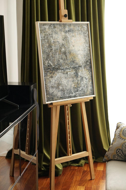 Картина акрилом на холсте Сказочный лес, Картины, Москва,  Фото №1