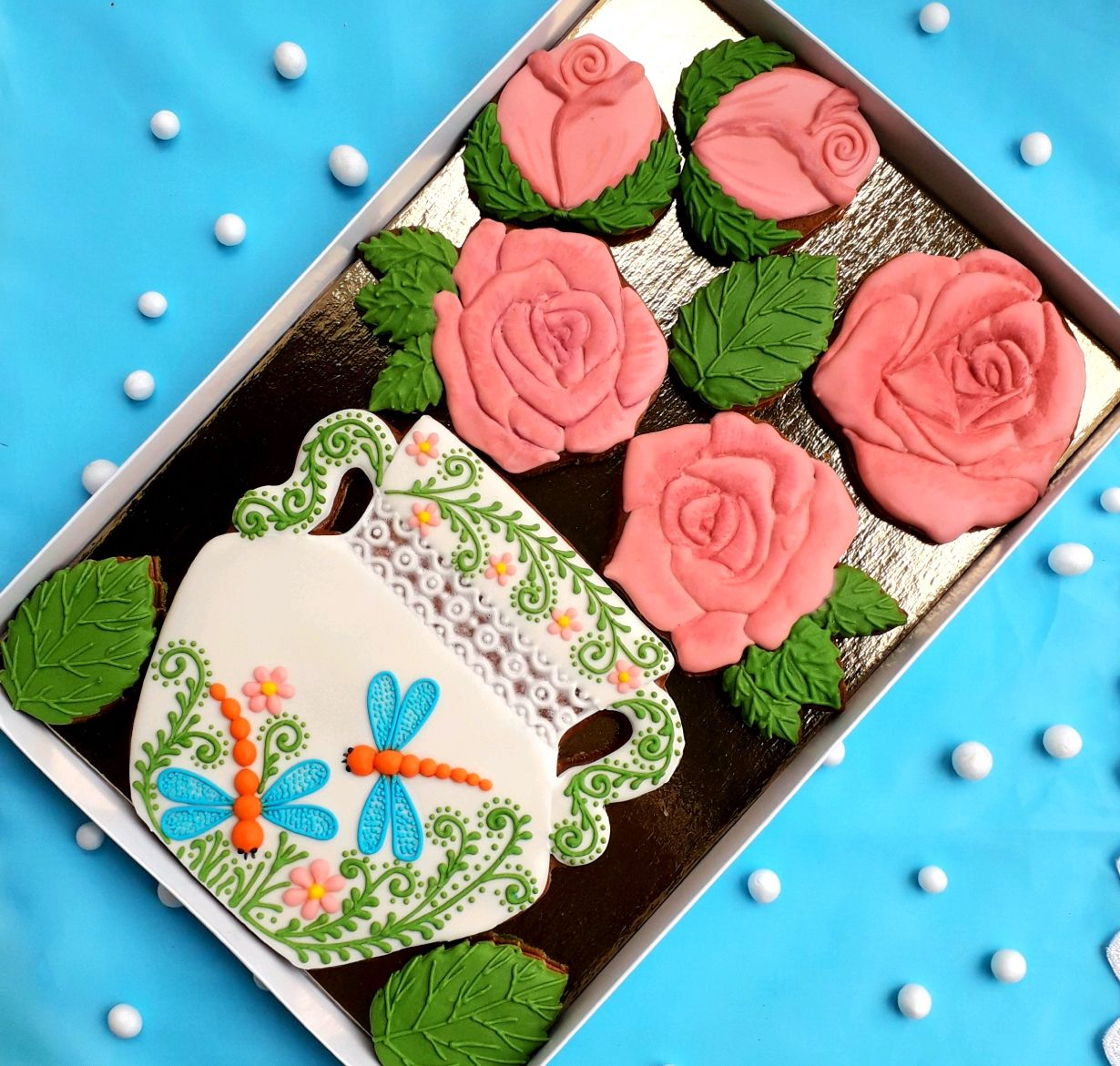 Stick the rose bowl, Gingerbread Cookies Set, Rostov-on-Don,  Фото №1