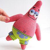 """Куклы и игрушки ручной работы. Ярмарка Мастеров - ручная работа Игрушка """"Патрик"""". Handmade."""