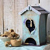 """Для дома и интерьера ручной работы. Ярмарка Мастеров - ручная работа Чайный домик """"Lavande the"""". Handmade."""