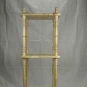 Для дома и интерьера handmade. Livemaster - original item The shelves are made of wood. Handmade.