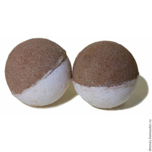 """Бомбы для ванны ручной работы. Ярмарка Мастеров - ручная работа. Купить Бомбочка """"Шоколад"""". Handmade. Коричневый, бомбочка шоколадная"""