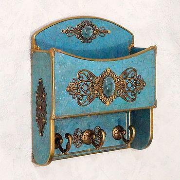 For home and interior handmade. Livemaster - original item The housekeeper with a pocket