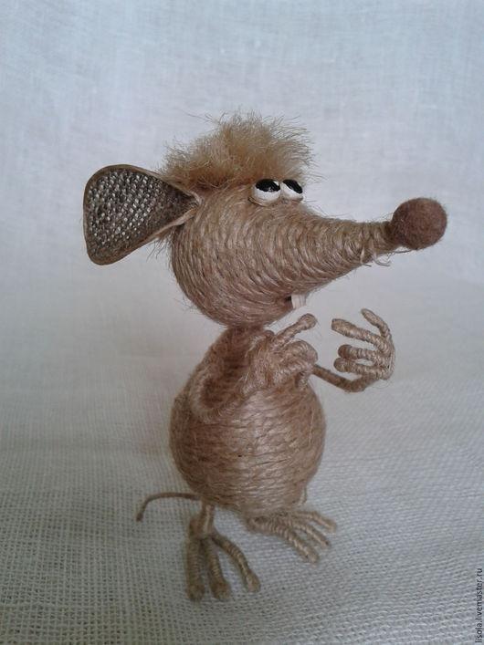 Игрушки животные, ручной работы. Ярмарка Мастеров - ручная работа. Купить Мыши.... Просто мыши.... Handmade. Серый, интерьерная игрушка