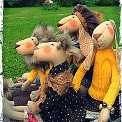 Куклы и игрушки ручной работы. Ярмарка Мастеров - ручная работа АББА. Handmade.