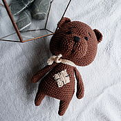 Куклы и игрушки handmade. Livemaster - original item Bear Bruin.. Handmade.