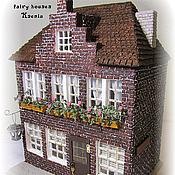 Куклы и игрушки ручной работы. Ярмарка Мастеров - ручная работа Домик в Германии. Handmade.