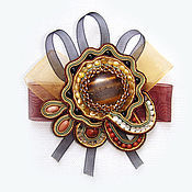 Украшения handmade. Livemaster - original item soutache jewelry. Handmade.
