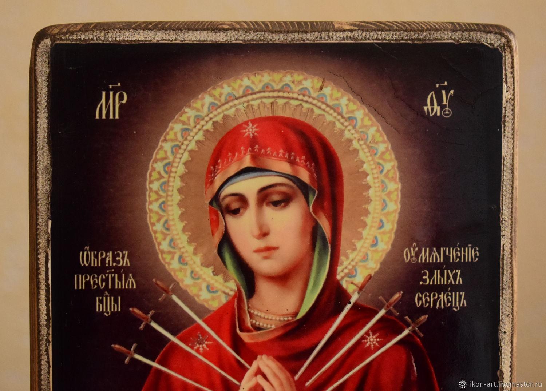 икона богородица умягчение злых сердец фото впервые готовила