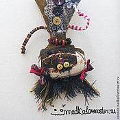 Куклы и игрушки ручной работы. Ярмарка Мастеров - ручная работа упала с сеновала, тормозила головой. Handmade.