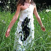 """Одежда ручной работы. Ярмарка Мастеров - ручная работа Платье """" Кошкин сон"""". Handmade."""