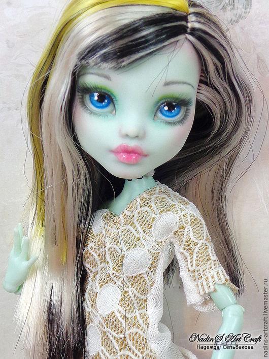 Коллекционные куклы ручной работы. Ярмарка Мастеров - ручная работа. Купить Индивидуальный мастер-класс (на дому) по перерисовке лица куклы. Handmade.