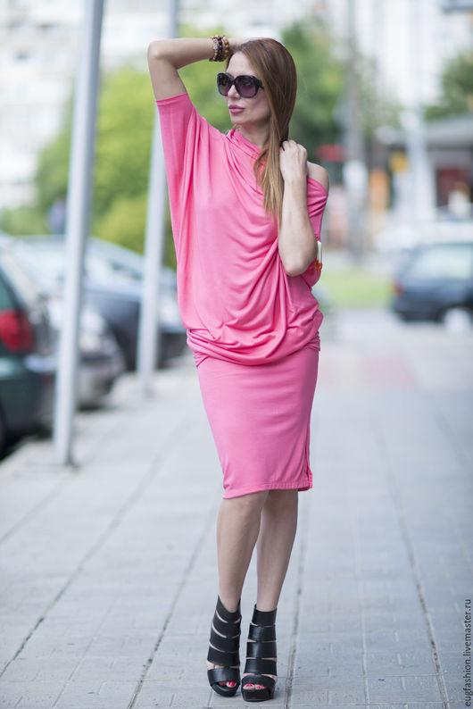 Платье в пол. Длинное платье. Платье из хлопка. Два в одном. Ручная работа. Ярмарка Мастеров.