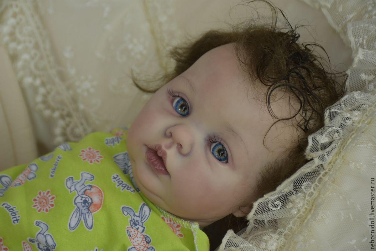 66ed7ec18dc4 Baby Dolls   Reborn Toys handmade. Livemaster - handmade. Buy Doll reborn  Anelka baby ...