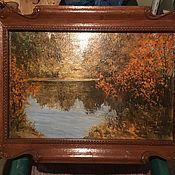 Картины ручной работы. Ярмарка Мастеров - ручная работа Рамка для картины, зеркала, фотографии. Handmade.