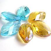 Материалы для творчества handmade. Livemaster - original item Lampwork glass jewelry cut. Handmade.