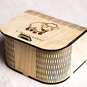 Для дома и интерьера ручной работы. Ярмарка Мастеров - ручная работа Коробочка с овечкой. Handmade.