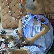 Куклы и игрушки ручной работы. Ярмарка Мастеров - ручная работа Лягуша. Handmade.