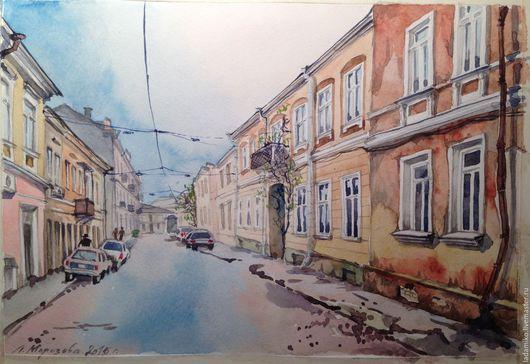 Одесса. Купальный переулок.