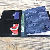 Блокноты ручной работы. Ярмарка Мастеров - ручная работа Именной кожаный блокнот. Handmade.