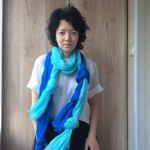 ната иванова (scarf-by-nata) - Ярмарка Мастеров - ручная работа, handmade