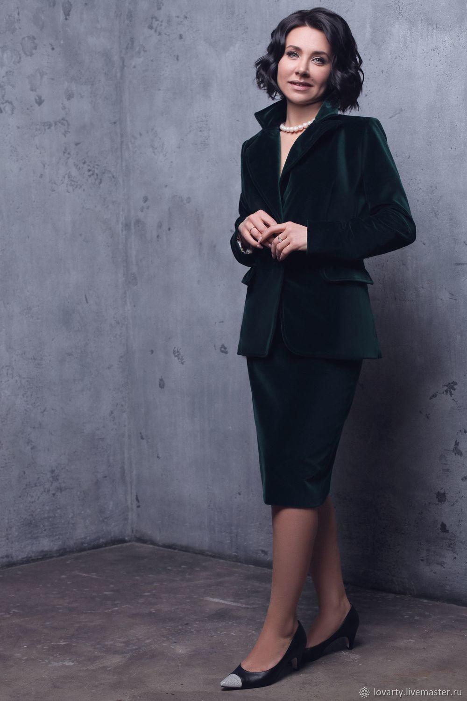 Trend 2020! Emerald suit 4-ka, Suits, Nizhny Novgorod,  Фото №1