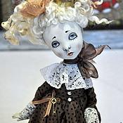 """Куклы и игрушки ручной работы. Ярмарка Мастеров - ручная работа Авторская кукла """"Облачко"""". Handmade."""