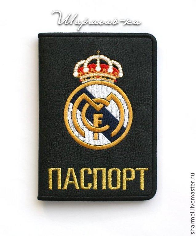 Реал мадрид обложка на поспорт