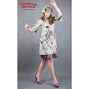 Одежда manualidades. Livemaster - hecho a mano Dress VR-1146. Handmade.