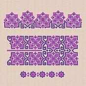 "Patterns for embroidery handmade. Livemaster - original item Дизайны  машинной вышивки набор ""Орнамент"" для  мальчика. Handmade."