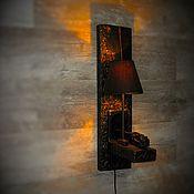 """Для дома и интерьера ручной работы. Ярмарка Мастеров - ручная работа Светильник  """" Путь """". Handmade."""