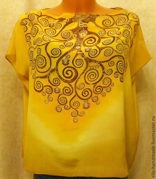 Воздушные блузки в Уфе