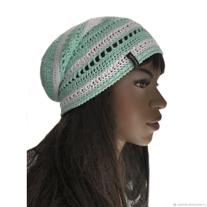 Soft mint cap, Caps, Moscow,  Фото №1