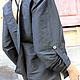 R00011 Кофта с открытой спиной черная туника Свободный стиль модная Рубашка черная свободная летняя рубашка летняя блузка
