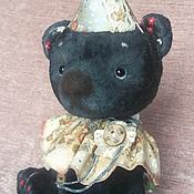 Куклы и игрушки ручной работы. Ярмарка Мастеров - ручная работа мишка тедди Тимошка. Handmade.
