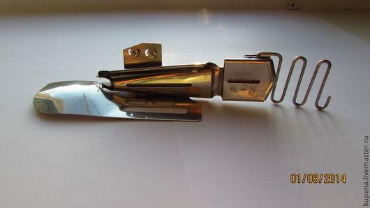 Шитье ручной работы. Ярмарка Мастеров - ручная работа. Купить Окантовыватель 1,3 см в три сложения.. Handmade. Окантовыватель