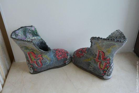 """Обувь ручной работы. Ярмарка Мастеров - ручная работа. Купить валенки""""Сируна"""". Handmade. Армения, ручная авторская работа"""