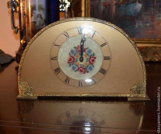 Винтажные предметы интерьера. Ярмарка Мастеров - ручная работа. Купить Часы винтажные Англия. Handmade. Часы, англия