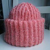 Аксессуары ручной работы. Ярмарка Мастеров - ручная работа шапочка из мохера в стиле TakOri. Handmade.