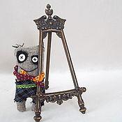 Текстильная игрушка Братец-монстрик , чердачная игрушка