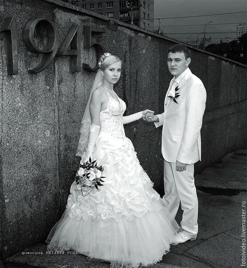 Свадебный фотограф-видеооператор