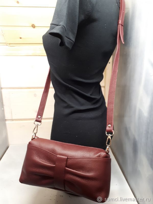 Leather bag, Clutches, Zvenigorod,  Фото №1