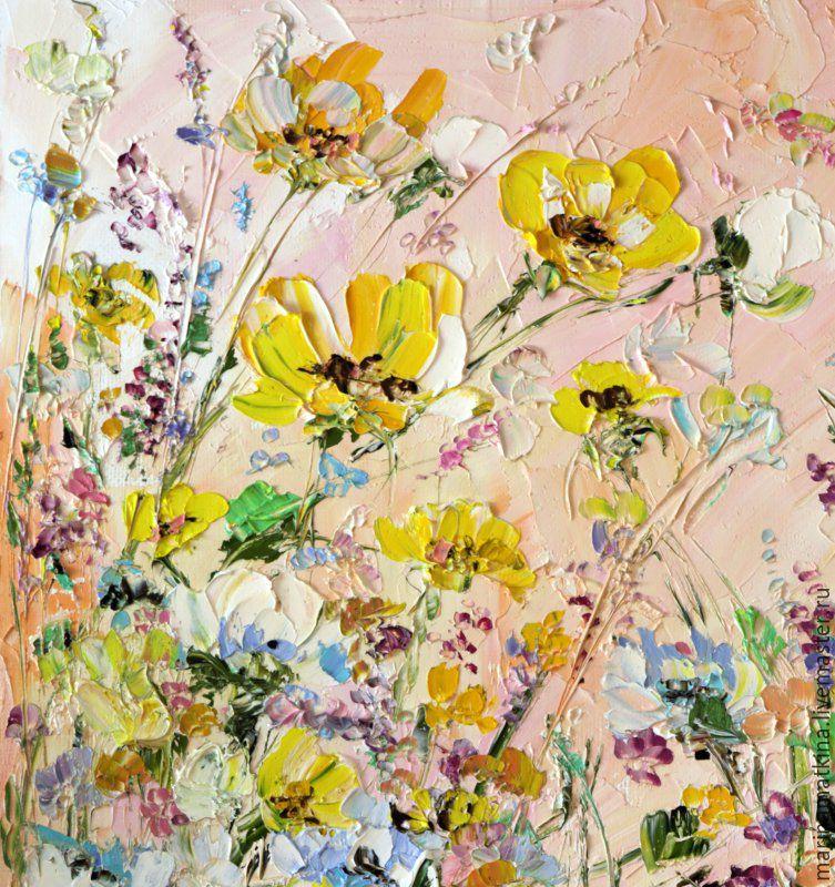 Мелкие однолетние цветы фото и названия