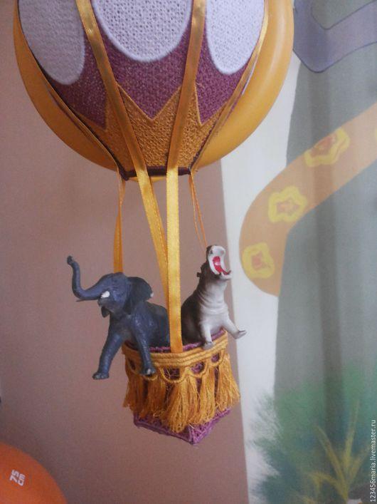 Праздничная атрибутика ручной работы. Ярмарка Мастеров - ручная работа. Купить Воздушный шар. Handmade. Разноцветный, подарок на день рождения