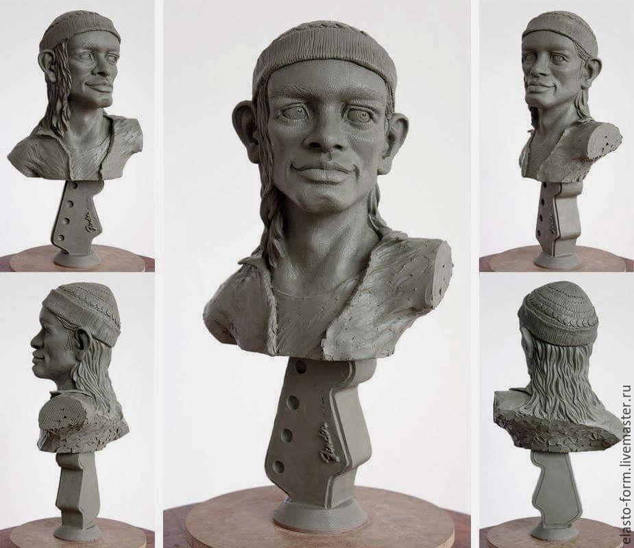 скульптурный пластилин фото