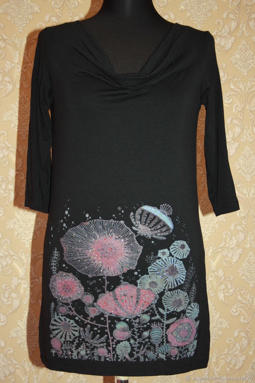 Винтаж: Кофта   46 размер 90-е, Одежда винтажная, Старая Купавна,  Фото №1