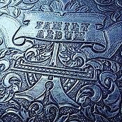 Канцелярские товары ручной работы. Ярмарка Мастеров - ручная работа Фотоальбом Свадебный кожаный ручной работы. Handmade.